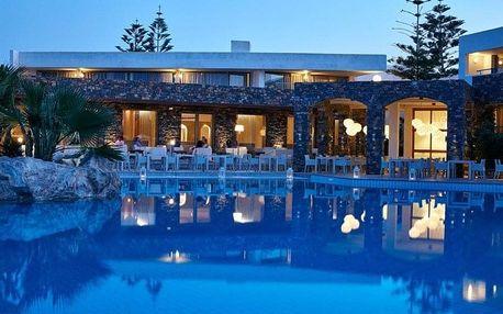 Řecko - Kréta letecky na 4-22 dnů