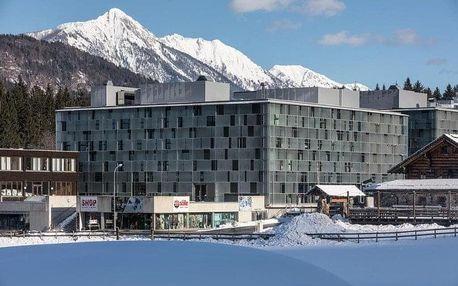Rakousko - Nassfeld na 4-8 dnů, polopenze