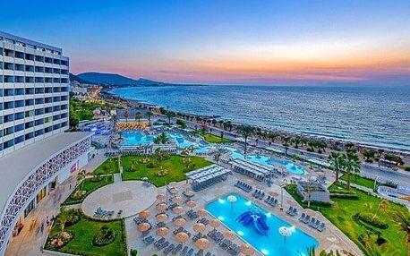 Řecko - Rhodos letecky na 8-15 dnů, ultra all inclusive