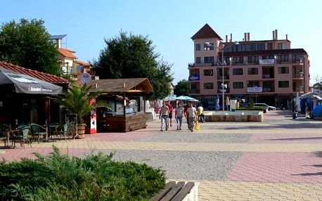 Bulharsko - Achtopol letecky na 8-12 dnů