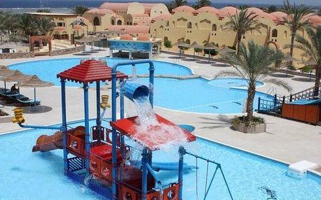 Egypt - Marsa Alam letecky na 8-12 dnů, all inclusive