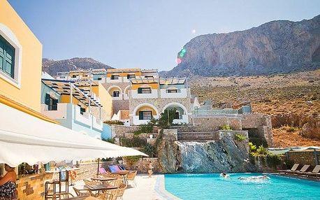Řecko - Kalymnos letecky na 8-15 dnů, snídaně v ceně