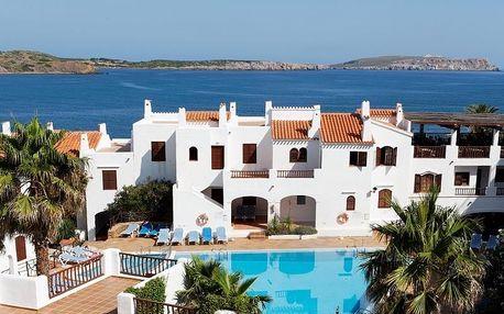 Španělsko - Menorca letecky na 11-15 dnů
