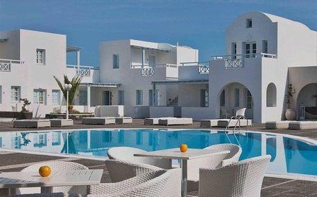 Řecko - Santorini letecky na 8-15 dnů, snídaně v ceně