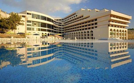 Malta - Valletta letecky na 8-15 dnů, snídaně v ceně