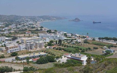 Řecko - Kos letecky na 11-12 dnů