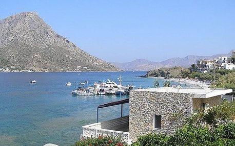 Řecko - Kalymnos letecky na 8-22 dnů