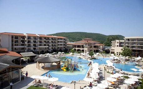 Bulharsko - Obzor letecky na 8-22 dnů