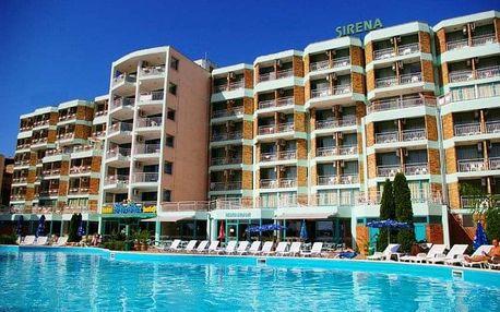 Bulharsko - Slunečné pobřeží letecky na 8-12 dnů