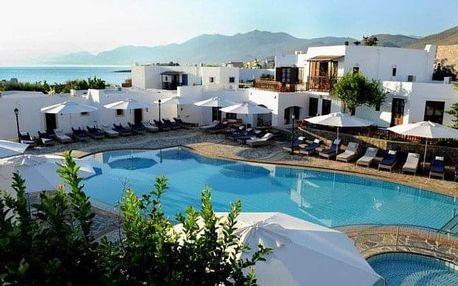 Řecko - Kréta letecky na 7-8 dnů, all inclusive