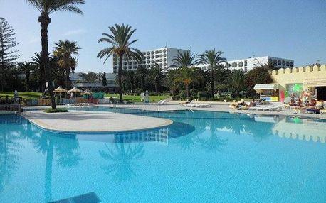 Tunisko - Sousse letecky na 7-15 dnů, all inclusive