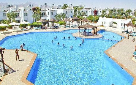 Egypt - Safaga letecky na 5-15 dnů