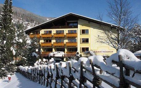 Rakousko - Bad Kleinkirchheim na 5-8 dnů, polopenze