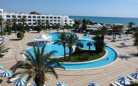 Tunisko - Mahdia letecky na 8-15 dnů