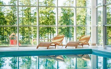 Dovolená přímo u Lipna: Resort Orsino s neomezeným wellness, polopenzí a bohatým vyžitím + bohaté slevy