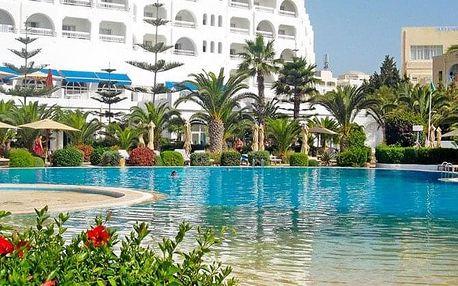 Tunisko - Hammamet letecky na 9-15 dnů, all inclusive