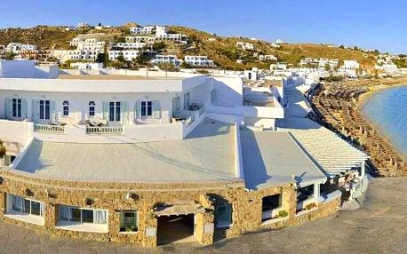 Řecko - Mykonos letecky na 8-15 dnů, snídaně v ceně