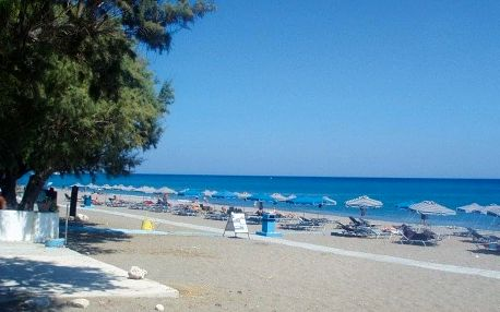 Řecko - Rhodos letecky na 8-15 dnů, polopenze