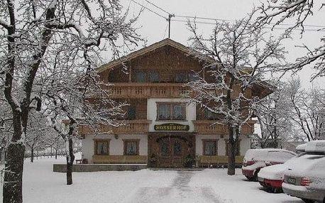 Rakousko - Zillertal na 8 dnů, snídaně v ceně