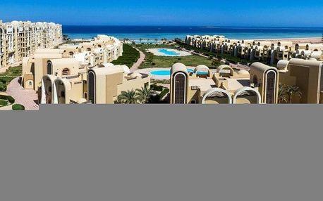 Egypt - Sahl Hasheesh letecky na 8-22 dnů, all inclusive