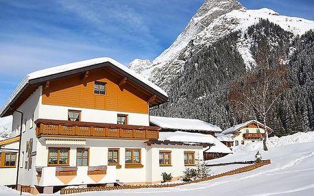 Rakousko - Pitztal na 8 dnů