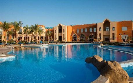 Egypt - Marsa Alam letecky na 7-22 dnů, all inclusive