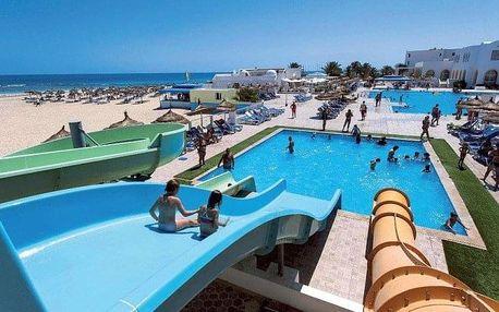 Tunisko - Djerba letecky na 8-15 dnů, ultra all inclusive