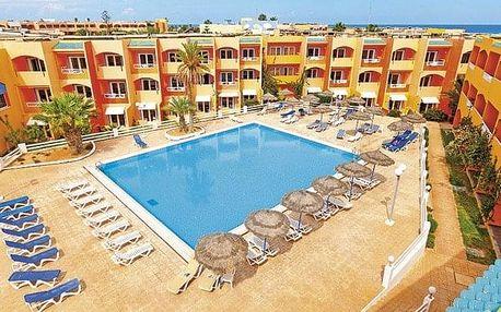 Tunisko - Djerba letecky na 9-15 dnů, all inclusive