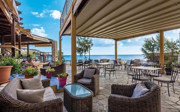 Talea Beach, Kréta, Řecko, Kréta, letecky, all inclusive2