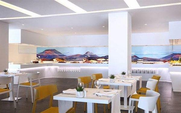 IBEROSTAR SELECTION LANZAROTE PARK, Lanzarote, Kanárské ostrovy, Lanzarote, letecky, snídaně v ceně2