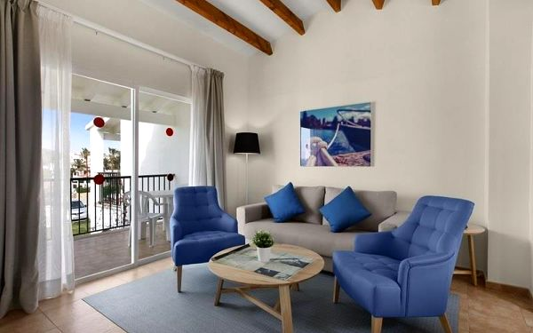 TRH Tirant Playa, Menorca, Španělsko, Menorca, letecky, all inclusive2