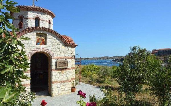 Sunny House, Carevo, Bulharsko, Carevo, letecky, bez stravy2