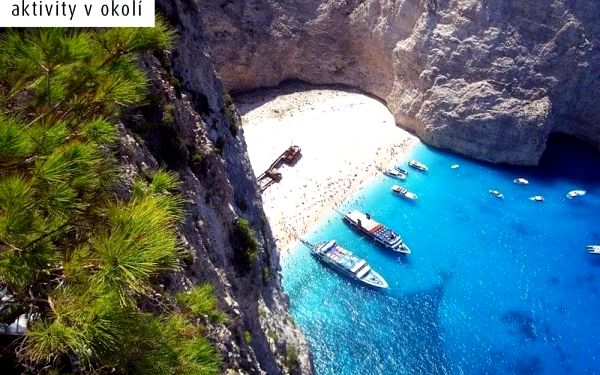 ZANTE IMPERIAL BEACH, Zakynthos, Řecko, Zakynthos, letecky, all inclusive2