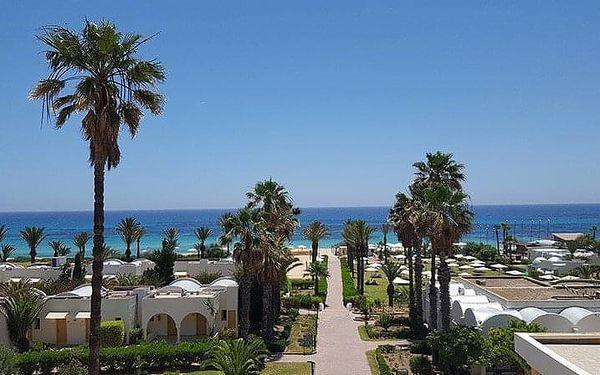 Calimera Delfino Beach Resort&Spa, Hammamet, Tunisko, Hammamet, letecky, all inclusive2