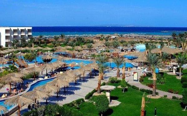 Hurghada Long Beach, Hurghada, Egypt, Hurghada, letecky, all inclusive2
