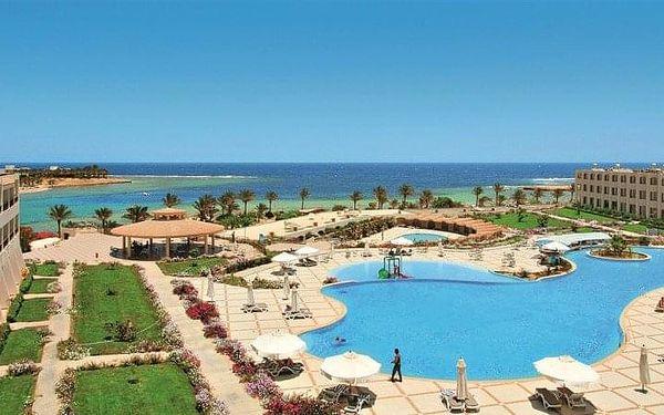 Hotel Royal Brayka Beach Resort, Marsa Alam, Egypt, Marsa Alam, letecky, all inclusive2
