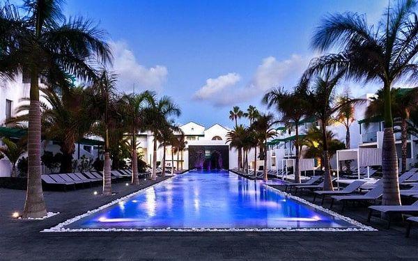 BARCELÓ TEGUISE BEACH, Lanzarote, Kanárské ostrovy, Lanzarote, letecky, polopenze2