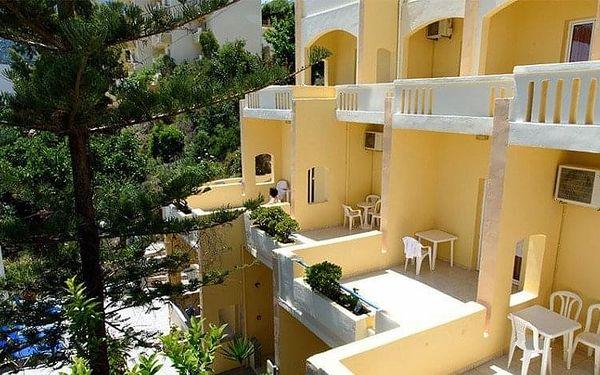 Aparthotel Athina, Kréta, Řecko, Kréta, letecky, polopenze2