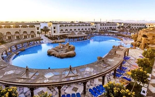 HOTEL SENTIDO MAMLOUK PALACE RESORT & SPA, Hurghada, Egypt, Hurghada, letecky, ultra all inclusive2