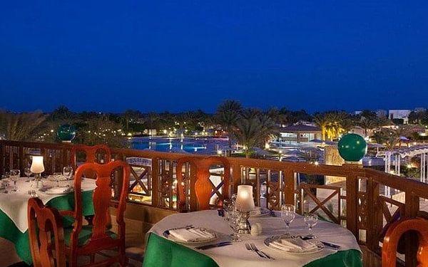 Hotel Pharaoh Azur Resort, Hurghada, Egypt, Hurghada, letecky, all inclusive2
