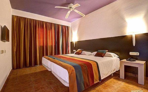 Hotel SBH Monica Beach, Fuerteventura, Kanárské ostrovy, Fuerteventura, letecky, all inclusive2