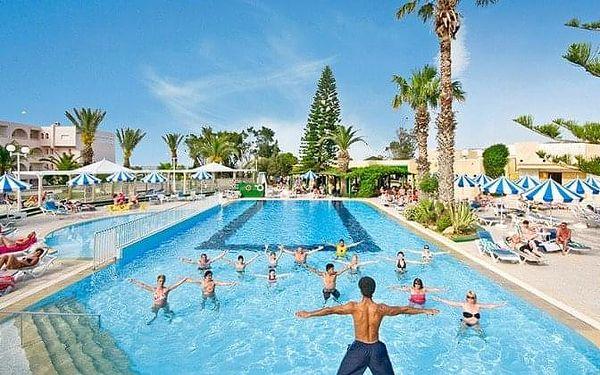 HOTEL LE SOLEIL ABOU SOFIANE, Port El Kantaoui, Tunisko, Port El Kantaoui, letecky, all inclusive3