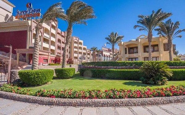 SUNNY DAYS RESORT, Hurghada, Egypt, Hurghada, letecky, all inclusive2