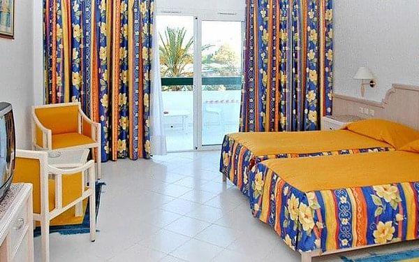 HOTEL ROYAL JINENE, Sousse, Tunisko, Sousse, letecky, all inclusive3