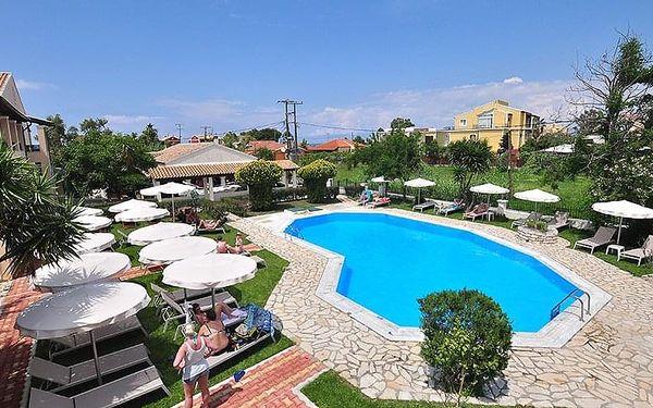 Hotel Acharavi Garden, Korfu, letecky, bez stravy2