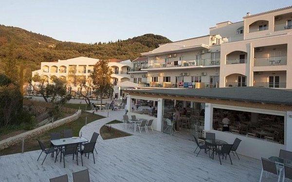 SAINT GEORGE PALACE, Korfu, Řecko, Korfu, letecky, all inclusive2