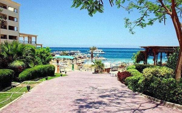 Hotel Sphinx Aqua Park Beach Resort, Hurghada, Egypt, Hurghada, letecky, all inclusive3