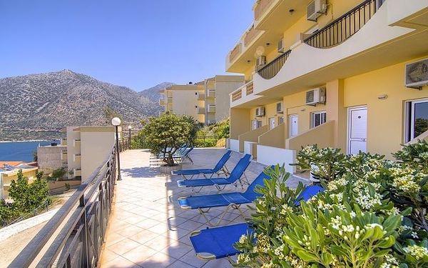 Aparthotel Athina, Kréta, Řecko, Kréta, letecky, polopenze3