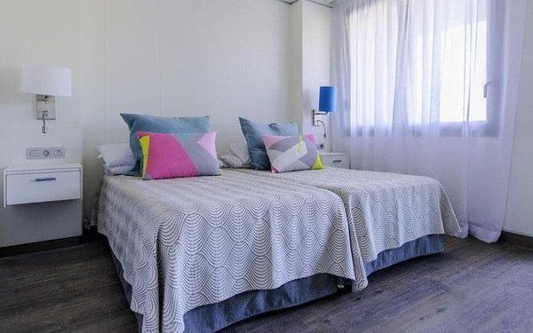 SPRING HOTEL BITACORA, Tenerife, Kanárské ostrovy, Tenerife, letecky, polopenze2