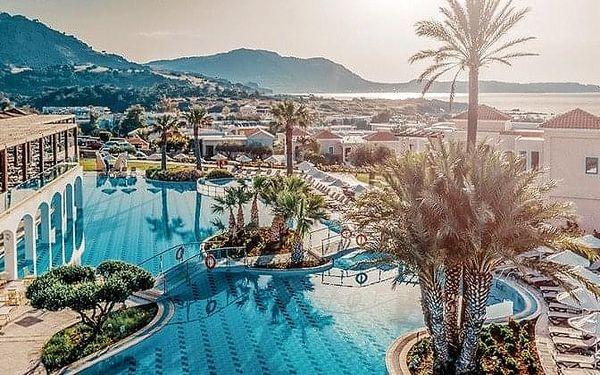 HOTEL LINDOS IMPERIAL RESORT & SPA, Rhodos, Řecko, Rhodos, letecky, ultra all inclusive2
